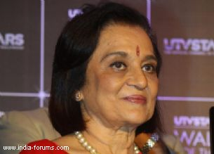 Interview with asha parekh