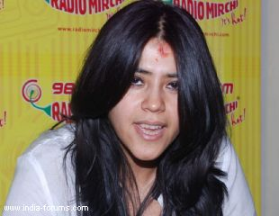 producer-director ekta kapoor