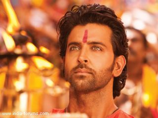 hrithik roshan in the movie agneepath