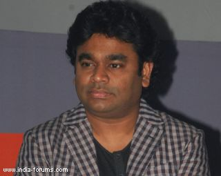a.r. rahman promotes ek deewana tha movie