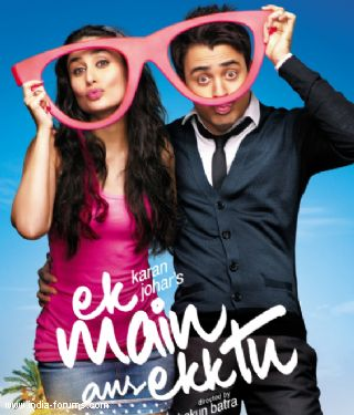 ek main aur ekk tu movie review