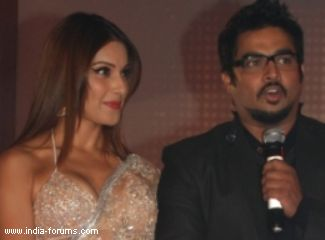 bipasha basu with co-star r. madhavan
