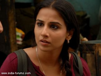 vidya balan in kahaani movie