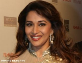 There's a lot happening on dancing diva madhuri dixit's career