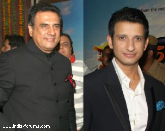 boman irani and sharman joshi