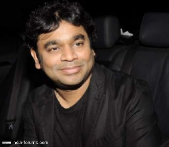 a r rahman to rock Olympics with Punjabi beats!