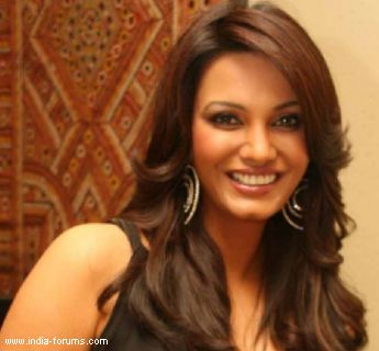 Former Miss World diana hayden