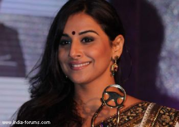 vidya balan Wins National Award!