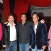Sanjay Dutt at Baba Siddique's son Zeeshan's birthday bash at Taj Land's End