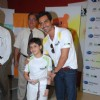 Arjun Rampal at Inter school West Zone squash championship at Worli
