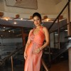 Debutant Pallavi Sharda in Nisha Sagar designs Evening Romance