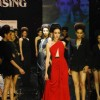 Models showcasing on ramp for Monisha Jaisingh on day 1 of HDIL
