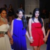 Sonakshi Sinha and Ayesha Takia walks for Maheep Kapoor Show at HDIL India Couture Week 2010 Day 2
