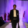 Arjun Rampal walks the ramp for Shahab Durazi at at HDIL India Couture Week 2010