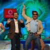 Salman and Abbaz Kazmi dancing in Bigg Boss 4
