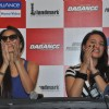 Sonakshi Sinha and Malaika Arora Khan at DVD launch of the movie Dabangg