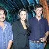 Neha Dhupia and Rajat Kapoor unveils Phas Gaya Re Obama First Look