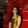 Pakhi at McDonalds to promote Jhoothi Hi Sahi at Andheri, Mumbai