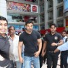 John at McDonalds to promote Jhoothi Hi Sahi at Andheri, Mumbai