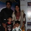 Ashutosh Rana and Renuka Shahane at Premeire of Movie Ramayana - The Epic