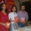Saif Ali Khan launches Anuja Chauhan's Book at Crossword