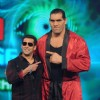 WWE Superstar The Great Khali enters Bigg Boss house