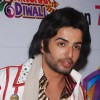 Jay Bhanushali at the Zee TV Diwali show