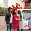 Anushka Sharma at Band Baaja Baarat film photo shoot