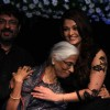 Aishwarya and Sanjay Bhansali at Music release of 'Guzaarish' at Yash Raj Studio, Mumbai