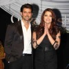 Hrithik Roshan and Aishwarya Rai at Music release of 'Guzaarish' at Yash Raj Studio, Mumbai