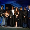Hrithik Roshan, Sanjay Leela Bhansali, Amitabh Bachchan and Aishwarya Rai at Guzaarish music launch