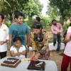 Bhavna Balsavar celebrate her birthday on her show