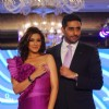 Abhishek and Sonali Bendre at Omega watches fashion show, Taj Hotel