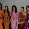 Indian's leading sport personalities and TV actresses on the sets of KBC at Film City