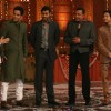 Cast of Movie Golmaal 3 on the sets of Colors Diwali show