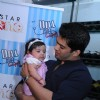 Amit Tandon with his daughter in Star One's Dill Mill Gayye party at Vie Lounge