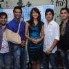 Prasad,Shehbaz, Neha, Karan, Pankit in Star One's Dill Mill Gayye party at Vie Lounge