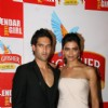 Deepika Padukone and Siddharth Mallya grace the Kingfisher Calender event at the Tulip Star, Mumbai