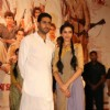 Abhishek and Deepika at Audio release of 'Khelein Hum Jee Jaan Sey'