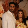 Abhishek and Aishwarya at Audio release of 'Khelein Hum Jee Jaan Sey'