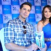 Malaika Arora Khan makes Dino and Ritwik shave at Gillete 30 day challenge event at Taj President