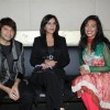 Maradona Rebello, Zeenat Aman and Rituparna at Success party of Dunno Y... Winning Viewers Choice Aw