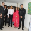 Anil Ambani, Tina Ambani and Akshay Kumar at Dhirubai Ambani Hospital to Launch Centre for Sport Medicine at Ambani Hospital