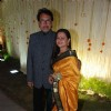 Kiran Kumar and Zarina Wahab at Vivek Oberoi's wedding reception at ITC Grand Maratha