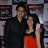 Romit Raj first appearence with his newly wed wife at Star Plus ITA awards Red carpet