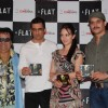 Music launch of A Flat with Bappi Lahiri, Sanjay Suri, Hazel and  Jimmy Shergill at Cinemax
