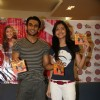 Music launch of Movie Band Baaja Baaraat at Reliance Trends