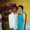 "Prachi Desai at the album launch of ""Kahan Main Chala"" at Sun N Sand"