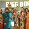 Ali and Sara with Bigg Boss family