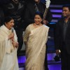 Lata Mangeshkar, A.R.Rahman and Asha at Global Indian Music Awards on Wednesday night at Yash Raj St